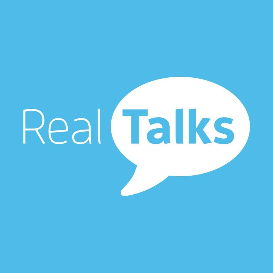 Image result for real talks logo