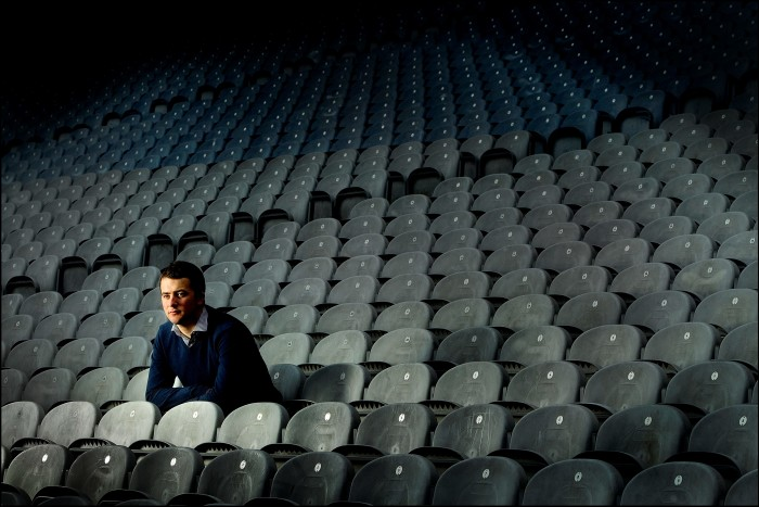 alan O'Mara pictured for Sundayu Independent sports. Picture; GERRY MOONEY. 22/5/13
